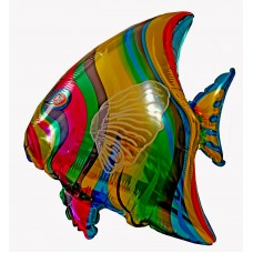 Tropical fish - Foil balloons