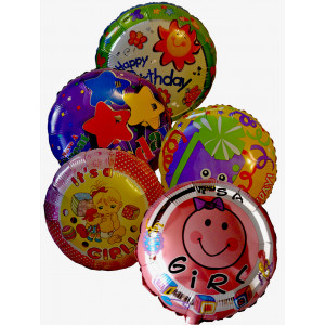 It*s a Girl! - Foil Balloons