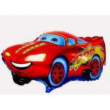 Disney Red Car foil balloon