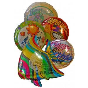 Щастлив рожден ден! # 1 - Фолийни балони