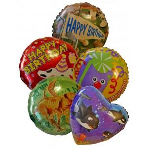 Щастлив рожден ден! # 3 - Фолийни балони