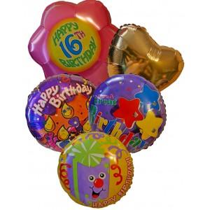 Добри приятели # 2 - Фолийни балони