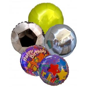 Добри приятели - Фолийни балони