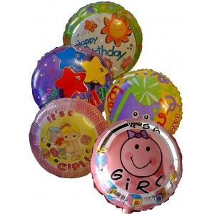 Честито момиче! - Фолийни балони