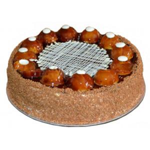 Caramel Cake - 8/12 pieces
