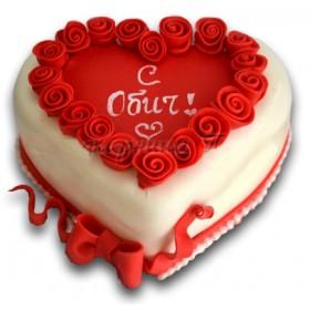 Торта Свети Валентин