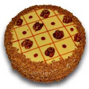 Queen Bee Cake - 12 pieces