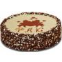 Zodiac Sign Cake - 8/12 pieces