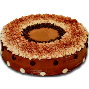 Mascarpone Cake - 16 pieces