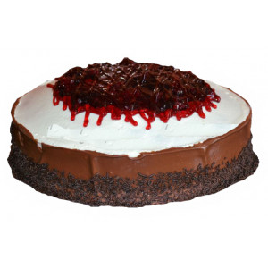 Chocolate Cherry Cake - 14 pieces