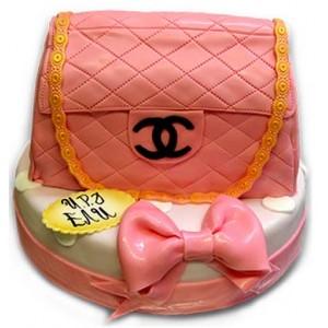 Cake Fashion - Purse - 16 pieces