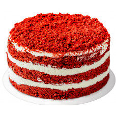 Caprice in Red - Cake 8 pieces