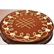 Hazelnut Cake - 12 pieces