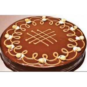Hazelnut Cake - 12 pieces