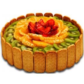 Плодова Торта - 12 парчета
