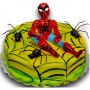 Spider-Man - Children's cake - 16 pieces