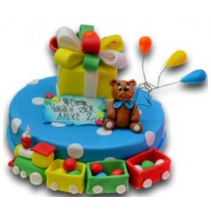 Играчки - Детска торта - 16 парчета