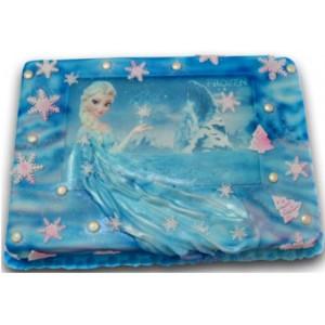 Frozen # 2 - Children's cake - 16 pieces