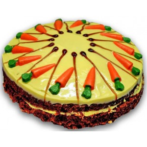 Carrot Cake - 16 pieces