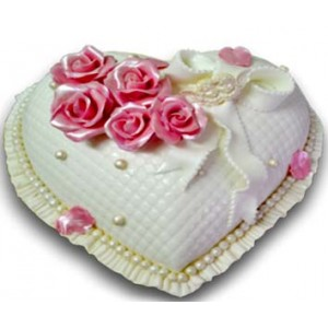 Cake Heart - 16 pieces