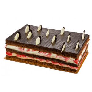 Strawberry Caprice - Cake 8 pieces