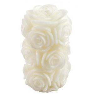 Бяла роза Свещ