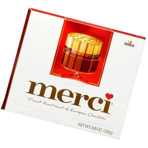 MERCI - Шоколадови бонбони