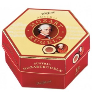 MOZART KUGELN Chocolates