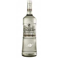 VODKA PLATINUM - Russian Standart