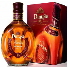 DIMPLE - 15 Year Old Scotch Whisky