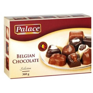 Belgian chocolate Palace
