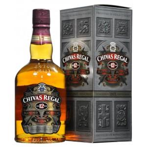 CHIVAS REGAL Шотландско уиски