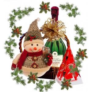 Merry Christmas Everyone Basket