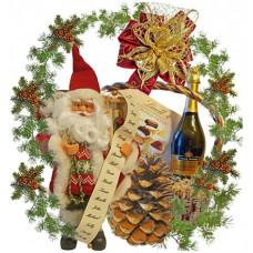 Дядо Коледа списък - Коледна кошница