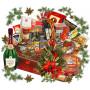 Brand New Christmas Basket