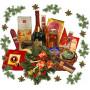 Christmas Basket of Wonderful Surprise