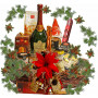 Congratulation!  Christmas Basket