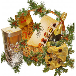 Special Christmas basket
