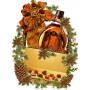 Коледна кошница за парти