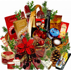 Horn of Plenty - Gourmet Christmas Basket