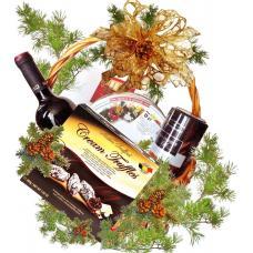 After Christmas - Gift basket