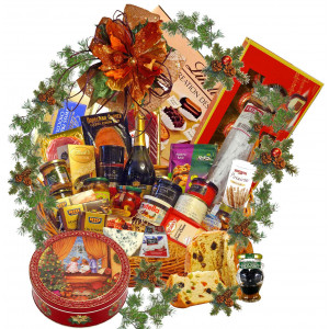Best of the best - Christmas gourmet basket