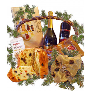 Mеrry Christmas! - Gourmet basket