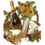 Christmas surprise gourmet basket
