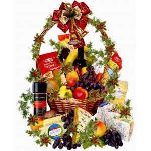 Mixed Christmas basket