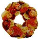 Luxury Christmas Wreath - Unique craftsmanship!