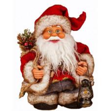 Walking Musical Santa