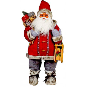 Traditional Father Christmas