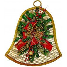 Christmas bell wall decoration - Unique!