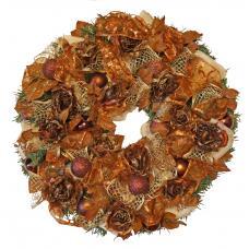 Christmas Wreath # 6 - Unique!